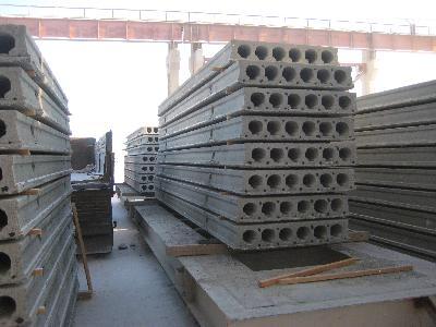 многопустотный бетон